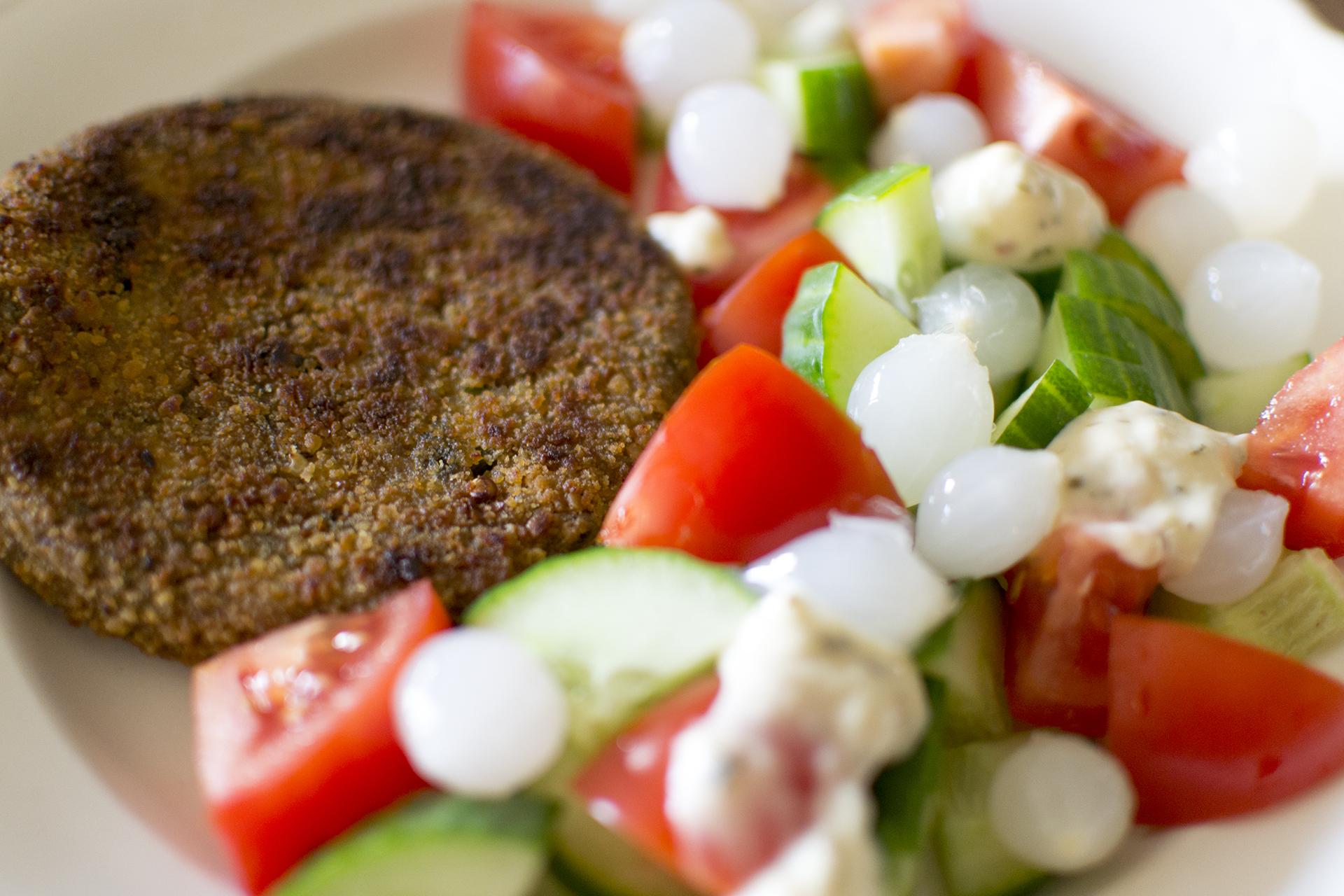 vega dag 12 dinner