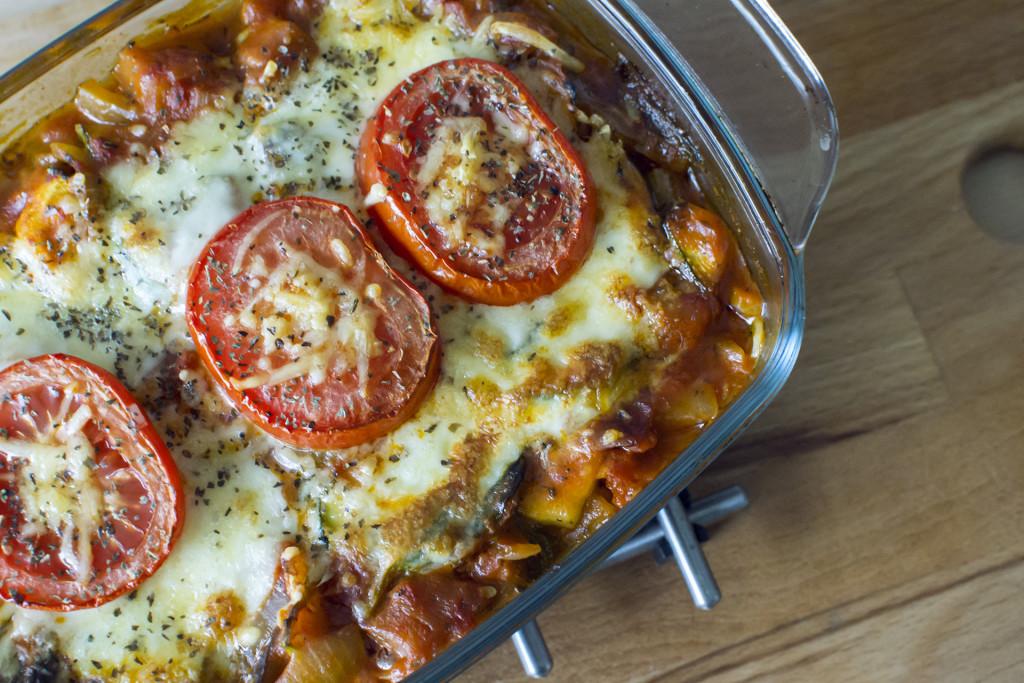 vega dag 29 lasagne