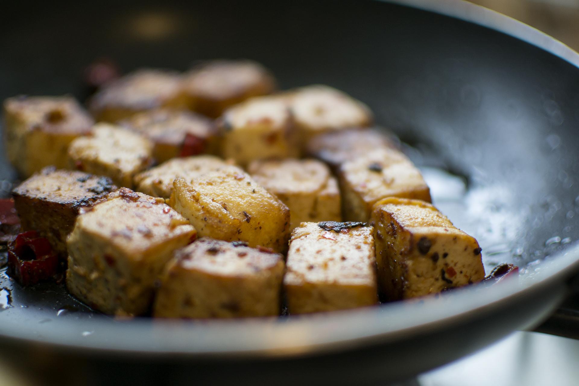 vega dag 9 tofu