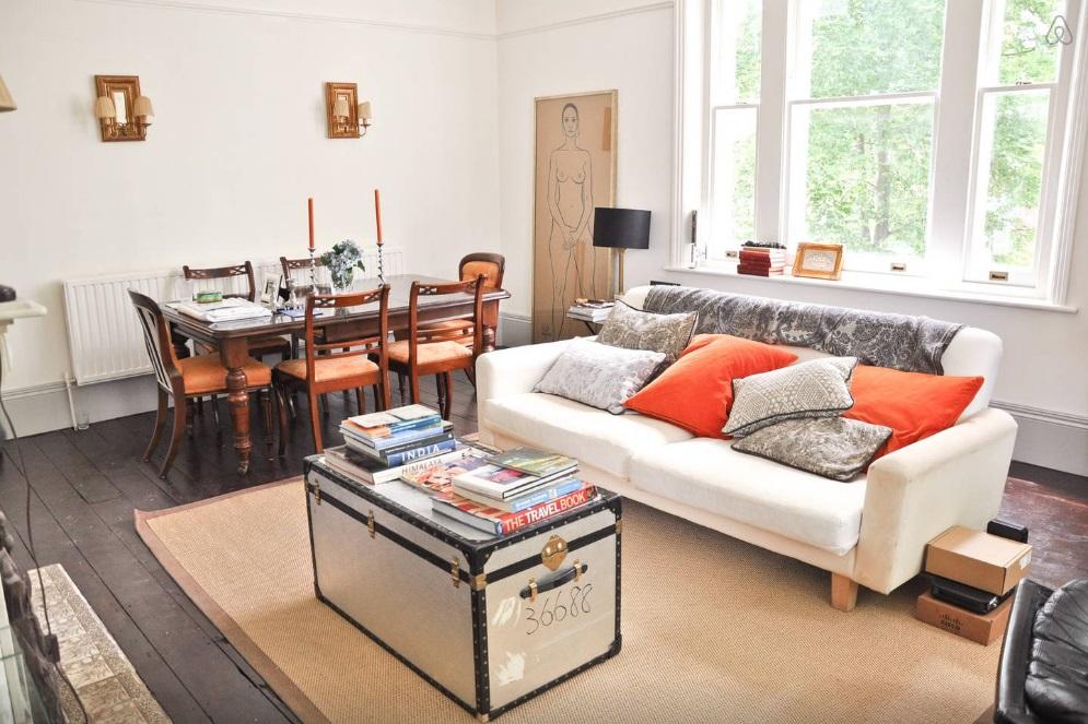 airbnb londen