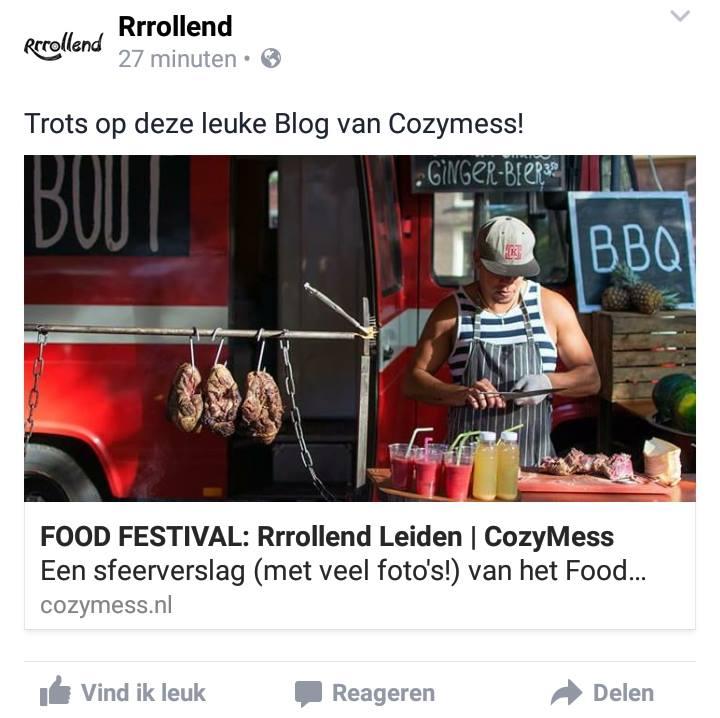 Vermelding Rrrollend Leiden