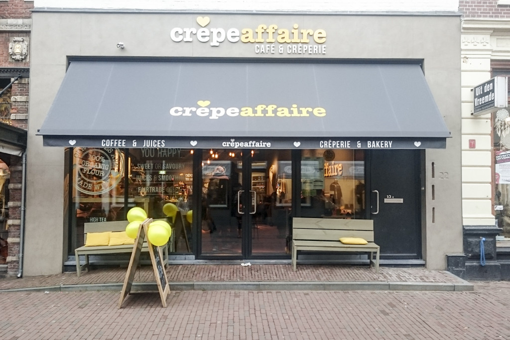 crepe affaire