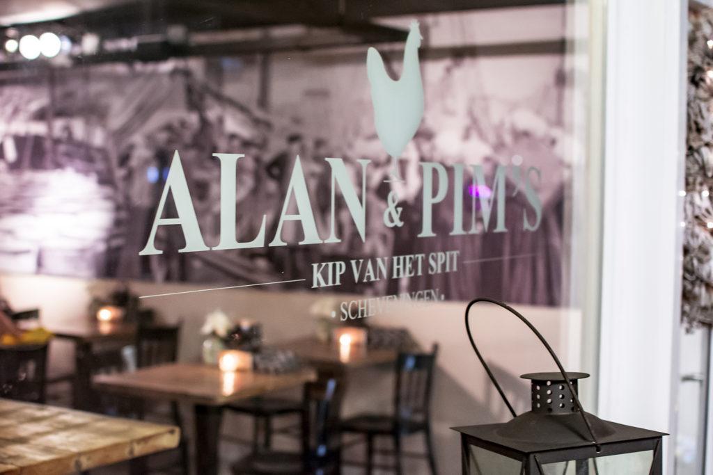 Alan en Pim's