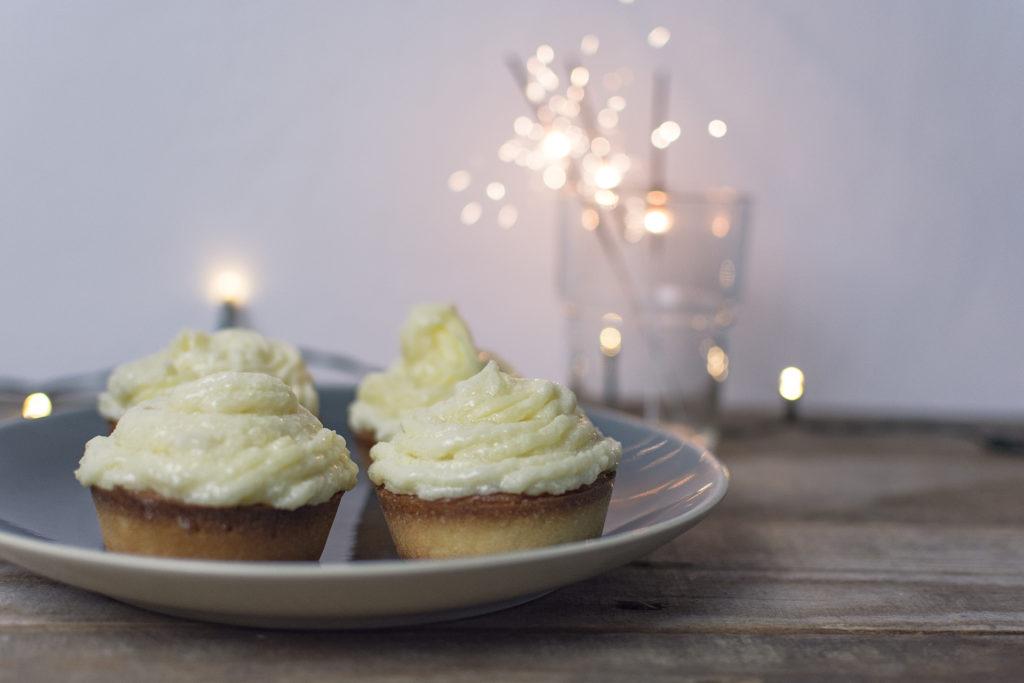 prosecco cupcakes