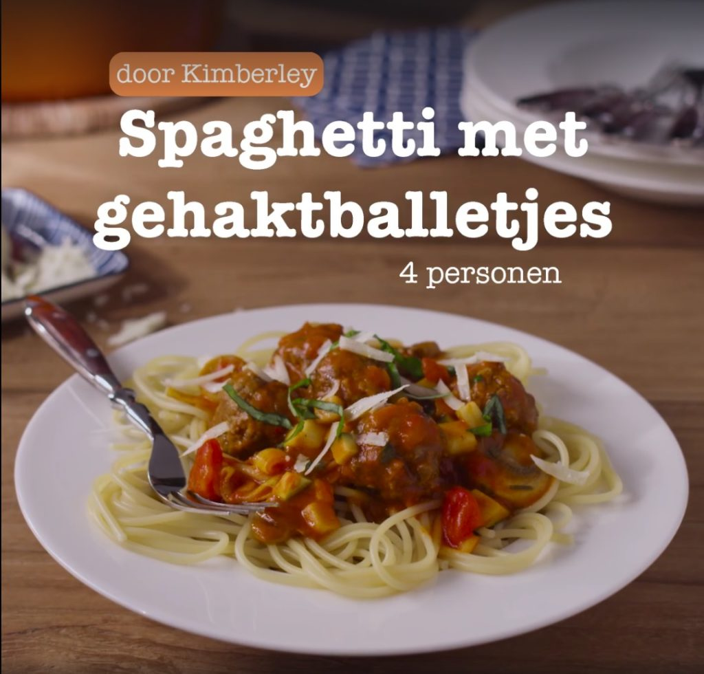 food video