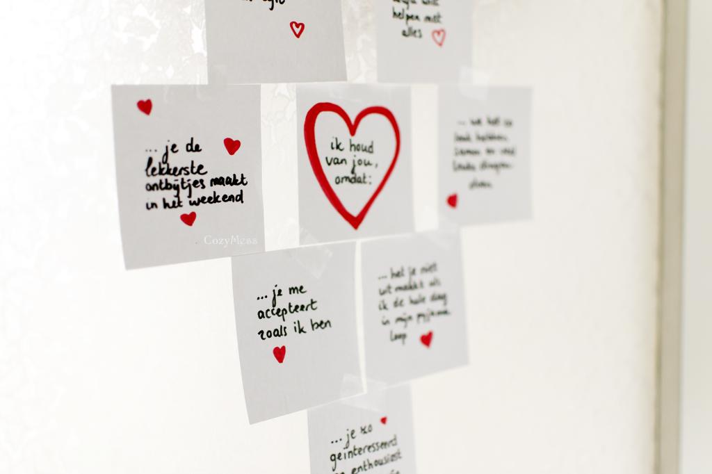 valentijnpostits