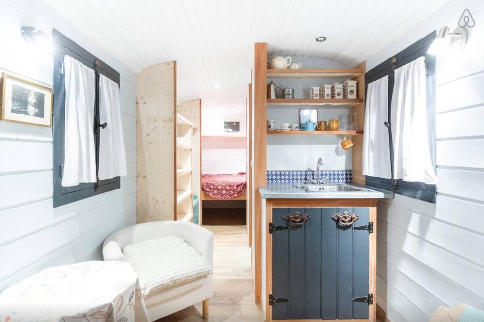airbnb gypsy