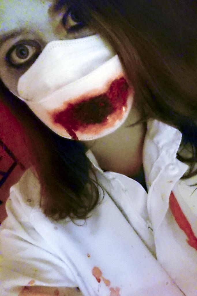 Mijn Halloween kostuum!