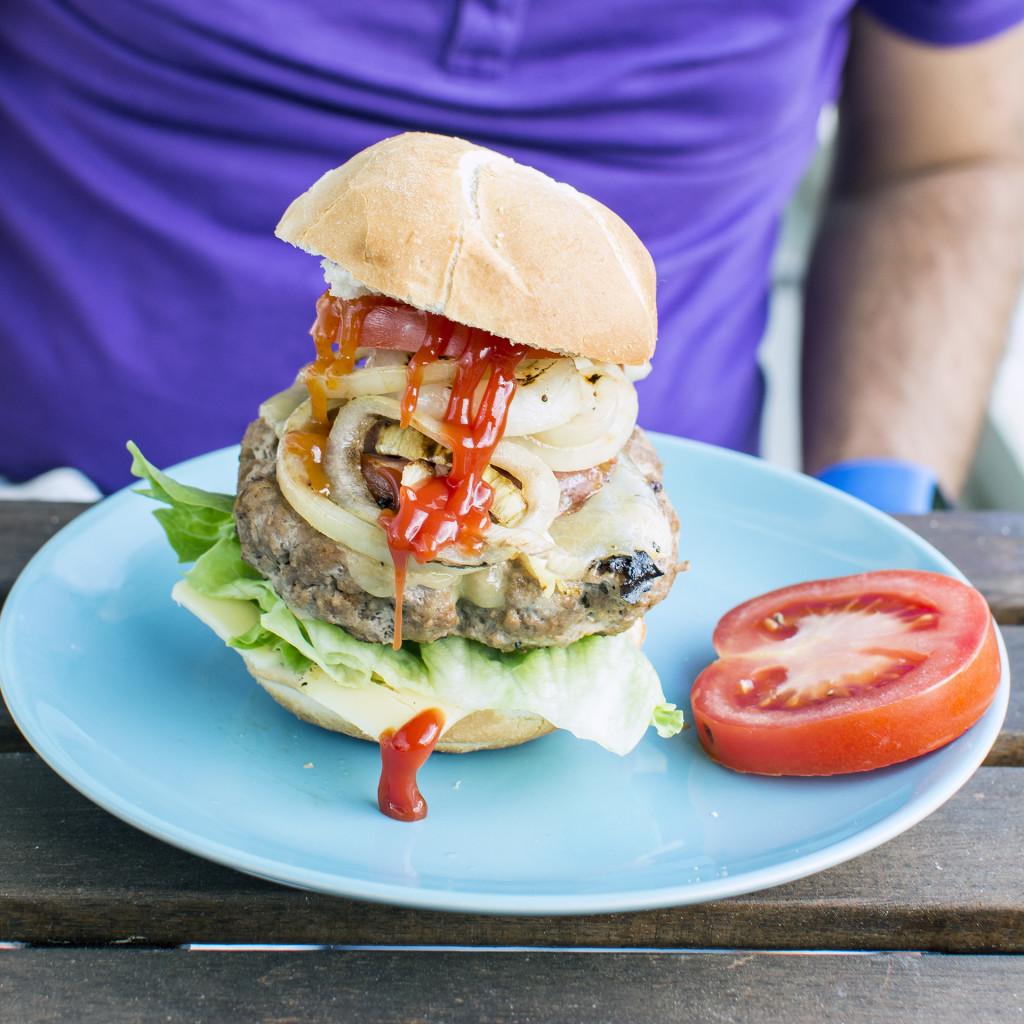 week 3 burger