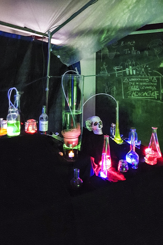 Het laboratorium